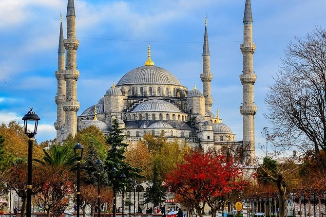 Half Day Byzantine Relics Tour - YK002