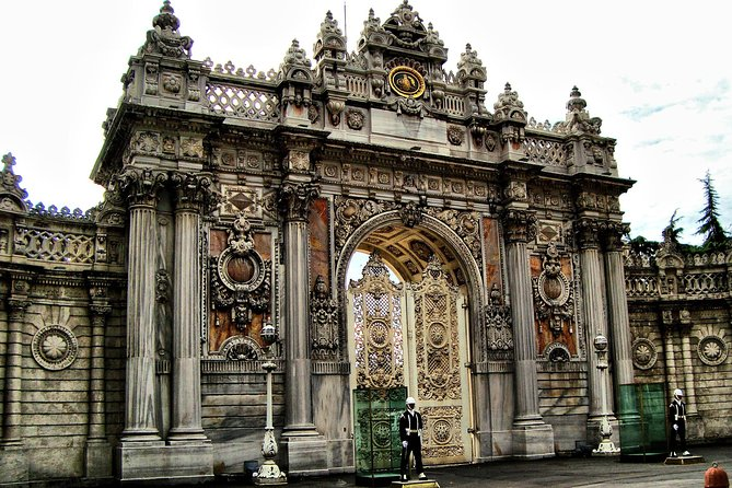 Half Day Dolmabahce Palace Tour - YK009