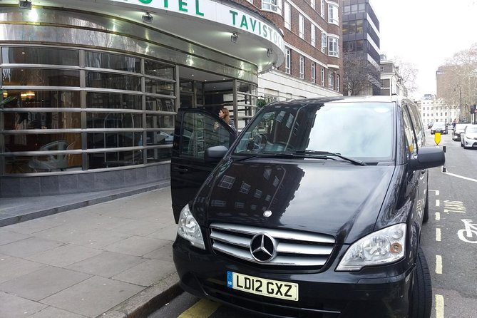 St Pancras Station Private transfer from or to your Hotel in London photo 6