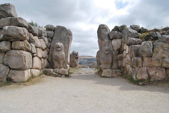 Hattusas Daily Tour From Cappadocia - CAP500