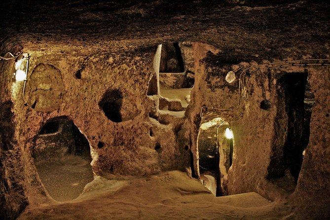 Ihlara Valley & Derinkuyu Underground City Tour - CAP15