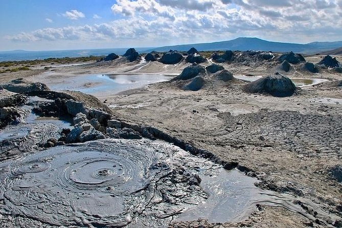 Amazing Gobustan and Mud Volcano tour