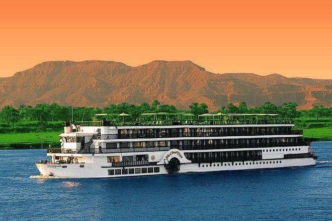 4 Night Nile Cruise Egypt
