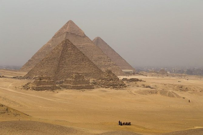 A full day with the Egyptian Pharaohs