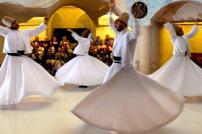 Whirling Dervishes Ceremony Cappadocia - CAP22
