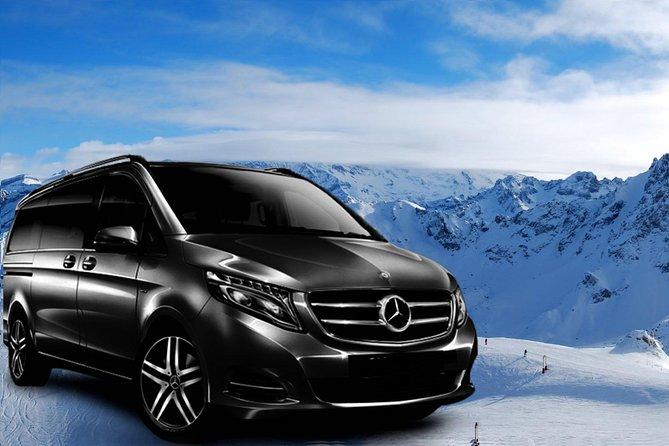 Mercedes V-class VIP transfer