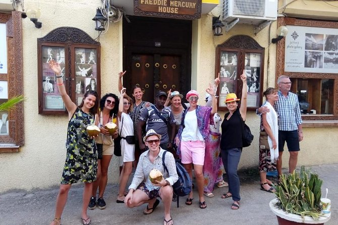 Zanzibar amazing Walking City Tour,The Unesco world heritage site of Stone Town
