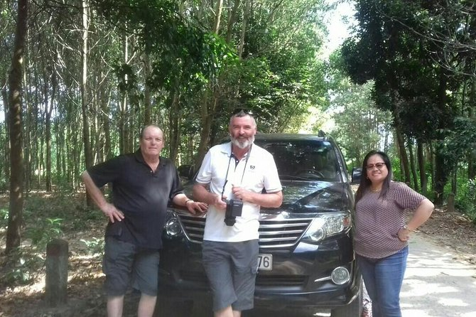 Hue To Da nang with English Speaking Driver and Sightseeing on the way