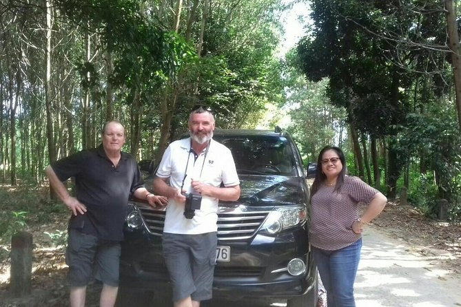 Private Car from Da Nang Hotel To Hoi An