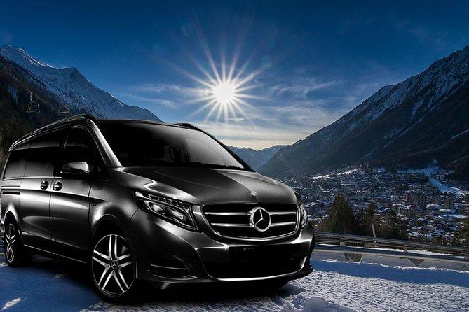 Grenoble - private VIP transfer