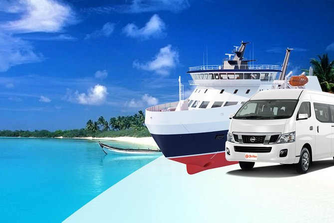 Ao Nang Krabi To Phuket Town or Phuket Beaches by Ferry