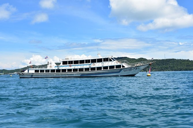 Ao Nang Krabi To Phuket Town or Phuket Beaches by Ferry