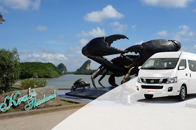 Patong Beach To Krabi by Air-conditioner Van