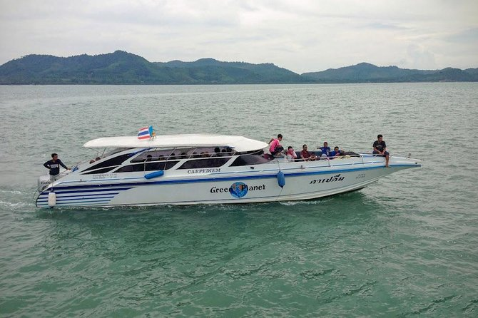 Ao Nang, Krabi To Koh Yao by Speedboat