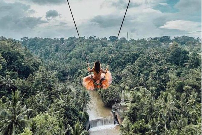 Bali Private Tour : Ubud Swing Volcano Tour - Free WiFi