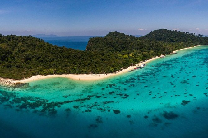 Snorkeling Tour to Koh Rok by Speedboat from Koh Lanta