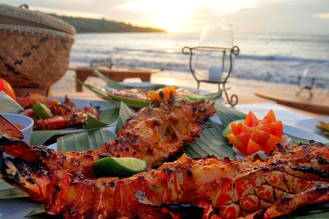 Shuttle to Jimbaran Bay Sea Food Restaurant with Discount Voucher