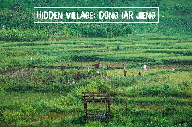 Hidden Dong Iar Jieng village (Lam Dong)