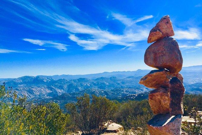 Hiking and Yoga on Iron Mountain