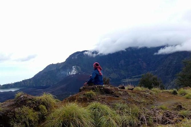 2 Days 1 Night Rinjani Trekking start Point Aik Brik