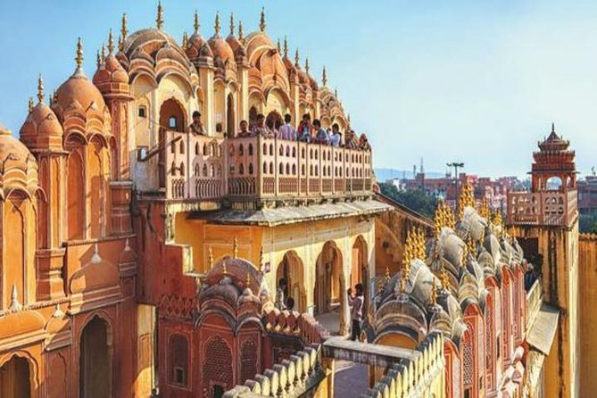 personally Golden Triangle Tour With Train Experience From New Delhi