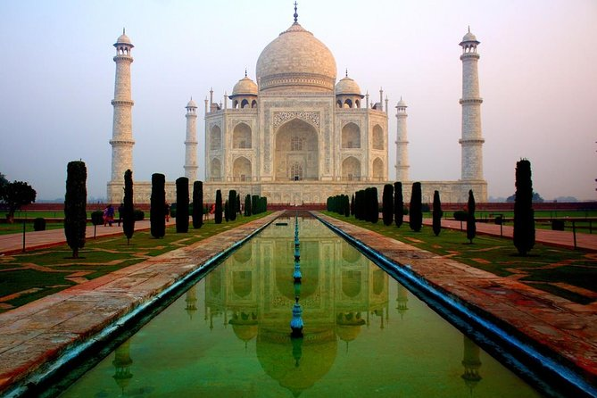Tajmahal Sunrise And Sunset Tour in One Day From New Delhi by Car