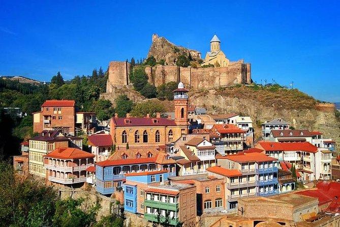 Old Tbilisi Walking Tour