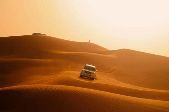 Half Day Desert Safari 4x4
