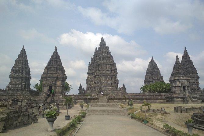 Prambanan temple, Kraton, Borobudur Temple
