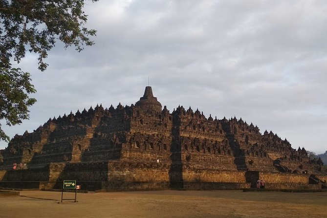 Lava Tour and Borobudur Temple