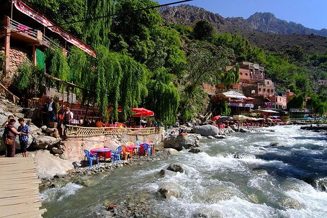 Atlas Mountains and 3 Valleys Guided Day Tour from Marrakech