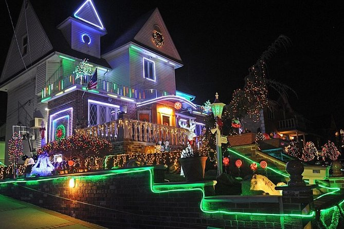 Tour de Luces de Navidad y Dycker Heights $39 Dolares