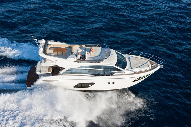 Barcelona Luxury Yacht Sailing Experience