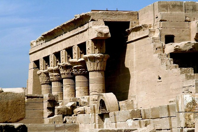 Private Tour to Dendara and Abydos temples from Luxor
