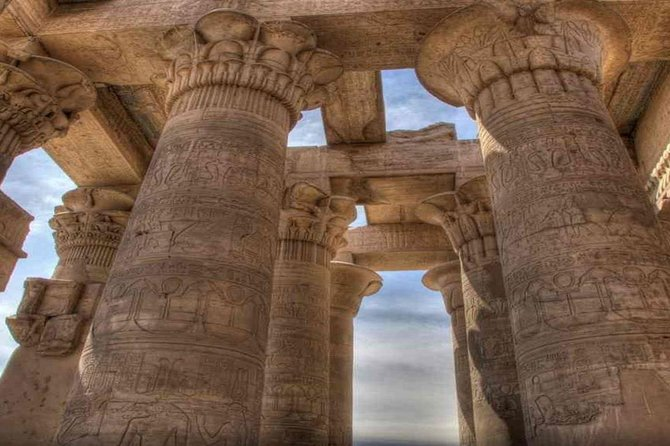 Private Day Tour to Edfu and Komombo from Luxor