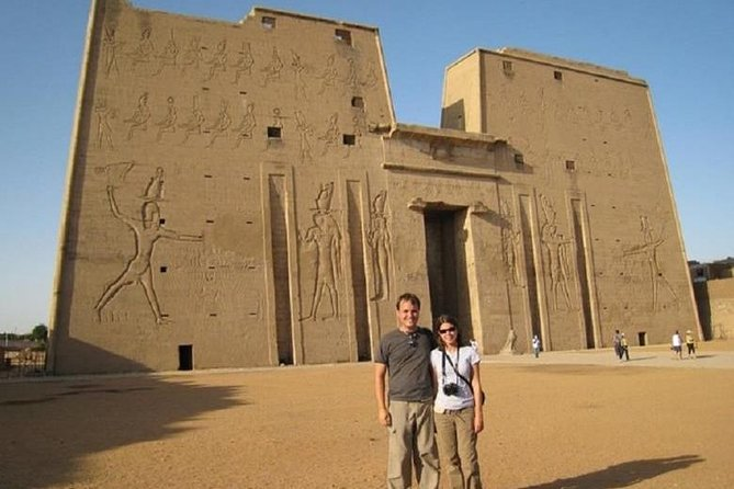 Edfu and Kom Ombo Temples Private Tour From Luxor
