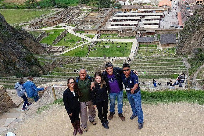 Sacred Valley of the Inkas