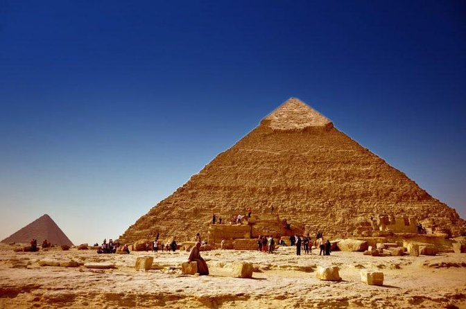 Private Tour: Cairo Day Trip from Sharm El Sheikh by private coach