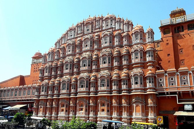 4 Day Private Golden Triangle Tour : Delhi Agra Jaipur