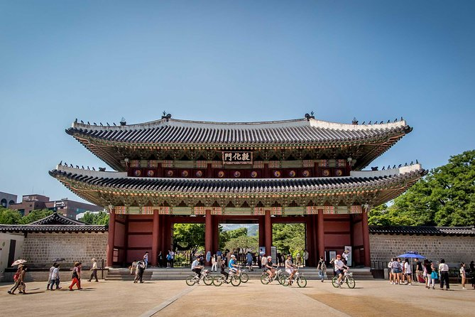 Seoul Bicycle Tour: Game of Thrones!