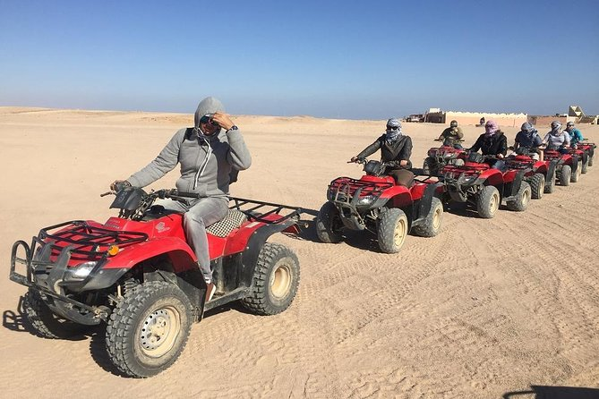 Quad Safari 5 Hours Trip