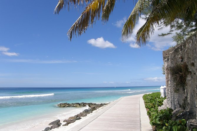 Barbados Round Trip Cruise Transfer: Airport and Seaport
