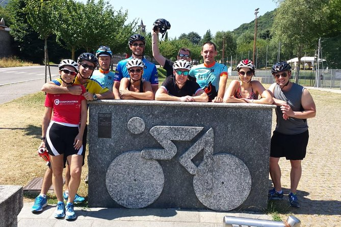 Group Bike Tour: Onno & Ghisallino (E-bikes and Road bikes)