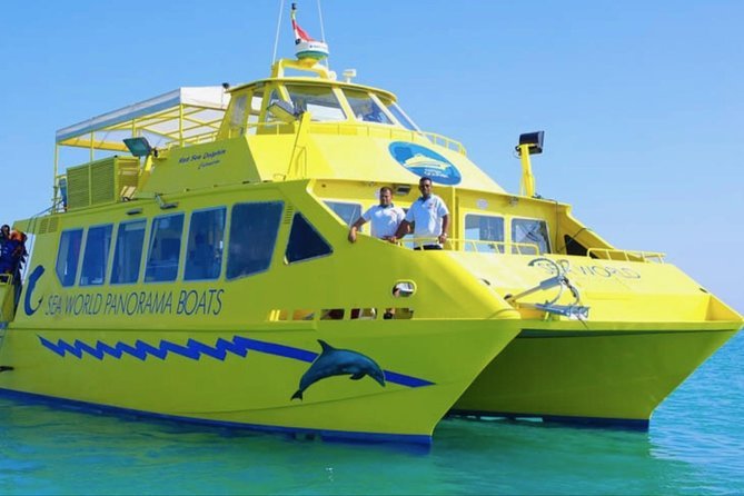 Red Sea Dolphin Semi Sub Panorama Cruise Tour from Hurghada