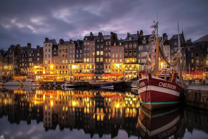 Private Transfer from Paris to Honfleur - Up to 7 people
