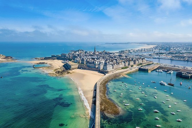 Private Transfer from Rennes Airport to Saint-Malo - Up to 7 People