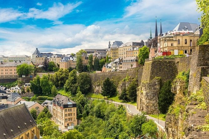 Private Transfer from Bayeux to Luxembourg - Up to 7 people