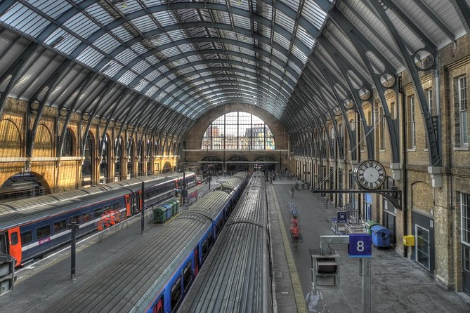 Harry Potter Film Locations Walking Tour with London Hop-on-Hop-off tour photo 4