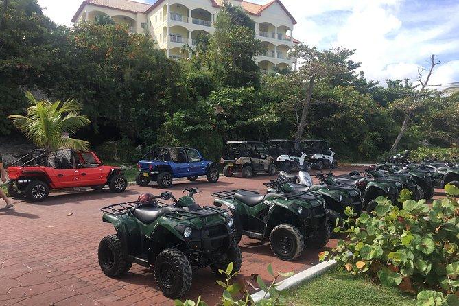 4 Hour ATV Rental Nassau Bahamas