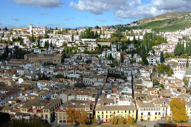 GRANADA: Albaicin & Sacromonte nigth tour